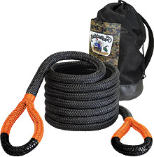 Big Bubba - Heavy Duty Professional Grade Recovery Rope