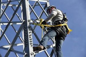 Fall Protection Tower Lineman