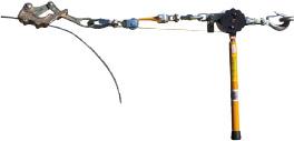Klein Web-Strap Ratchet Hoist - Double Line