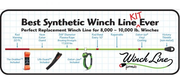 The Benefits of a Synthetic Winch Line